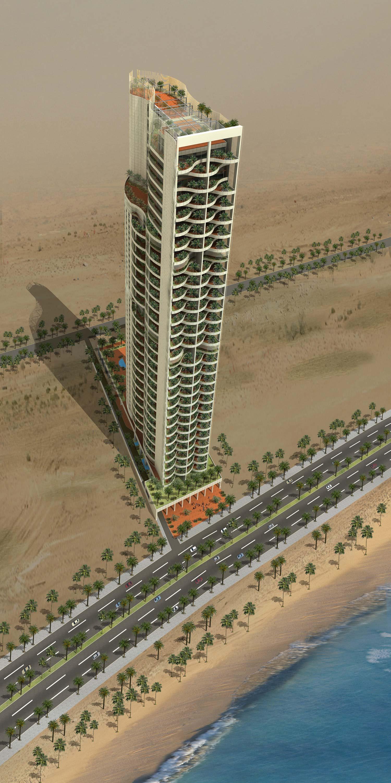 Jeddah Tower bhia.com.au